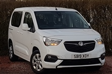 Used Vauxhall Combo
