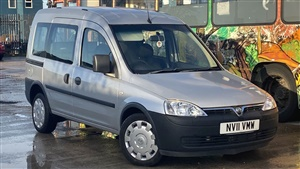 Large image for the Used Vauxhall Combo Tour