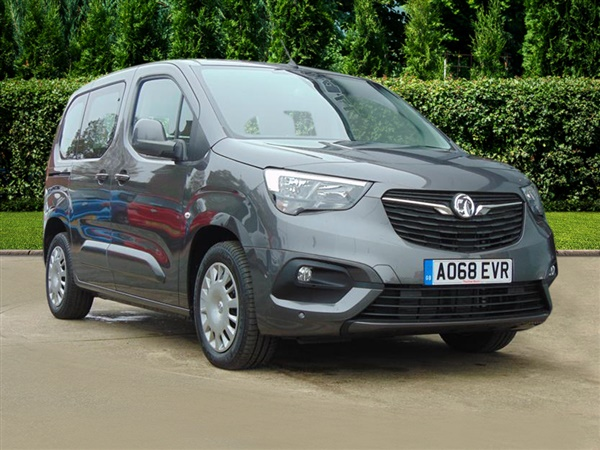 Large image for the Used Vauxhall Combo