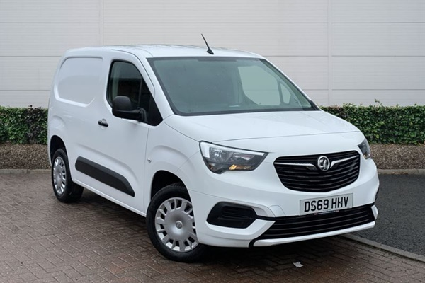 Large image for the Used Vauxhall Combo Cargo