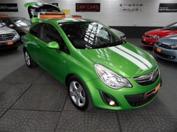 Large image for the Used Vauxhall Corsa