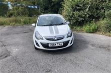 Used Vauxhall Corsa