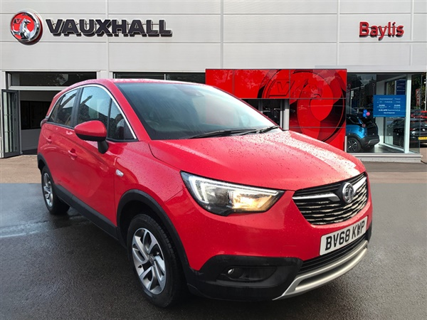 Large image for the Vauxhall Crossland-X
