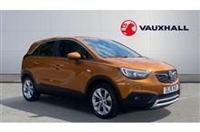 Used Vauxhall Crossland X