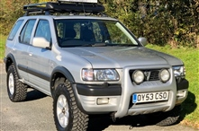Used Vauxhall Frontera