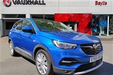 Used Vauxhall Grandland X