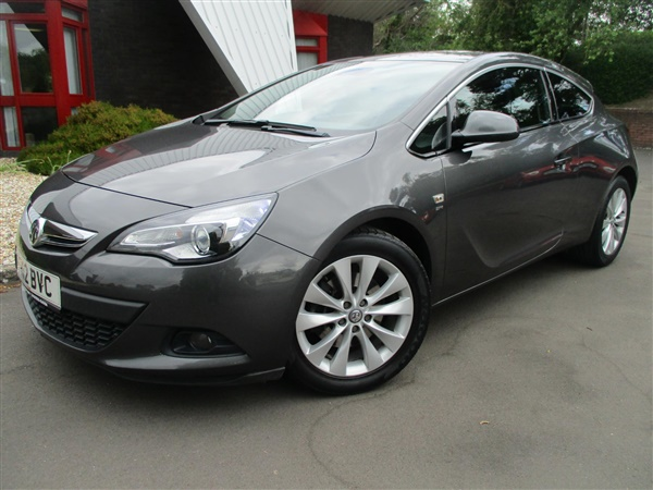 Large image for the Used Vauxhall Astra GTC