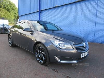Vauxhall Insignia £19,571 - £28,860
