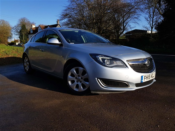 Large image for the Vauxhall Insignia