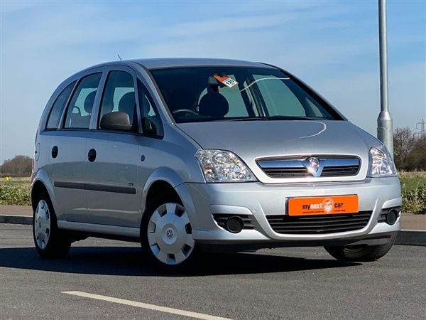 My 2007 Vauxhall Meriva VXR Review
