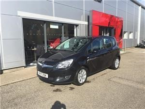 Large image for the Used Vauxhall Meriva