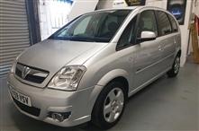 Used Vauxhall Meriva