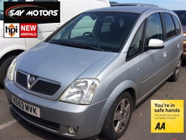 Large image for the Vauxhall Meriva