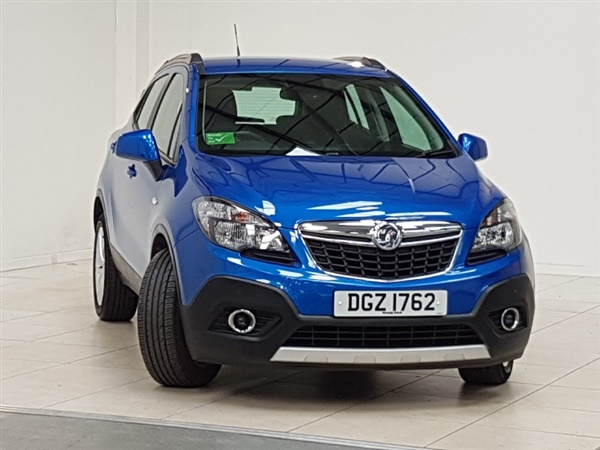 Large image for the Used Vauxhall Mokka