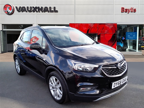 Large image for the Vauxhall Mokka