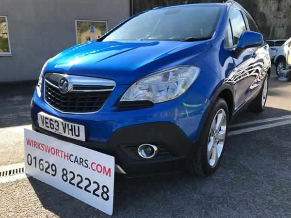Vauxhall Mokka £12,523 - £16,989