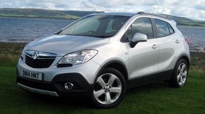 Large image for the Used Vauxhall Mokka