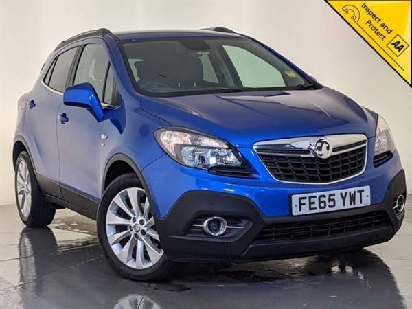 Vauxhall Mokka £24,627 - £34,545