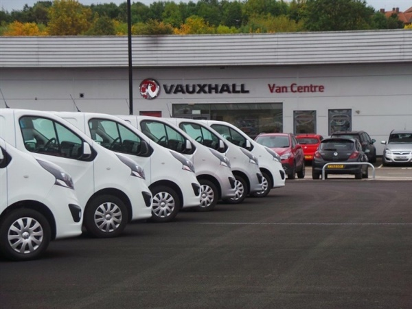 Large image for the Vauxhall Movano