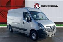 Used Vauxhall Movano