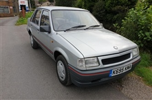 Used Vauxhall Nova