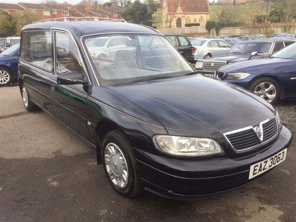 Large image for the Used Vauxhall Omega