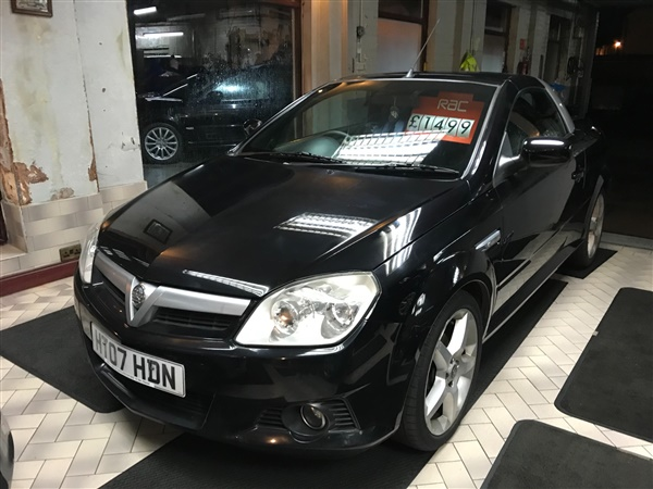 Large image for the Vauxhall Tigra