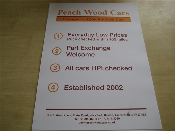 Large image for the Used Vauxhall Vectra