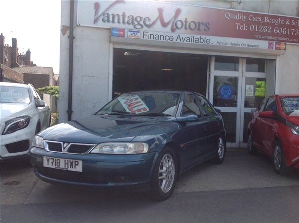 Vectra car for sale