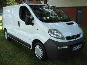 Large image for the Used Vauxhall Vivaro