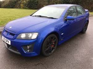Large image for the Used Vauxhall VXR8