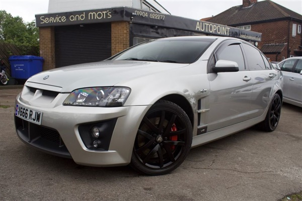 Large image for the Vauxhall VXR8