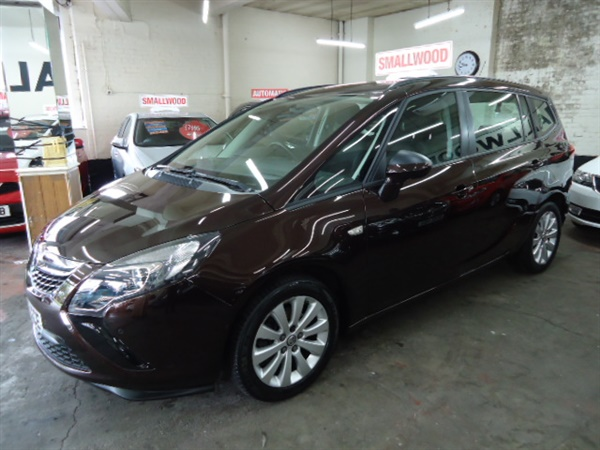 Large image for the Used Vauxhall Zafira Tourer