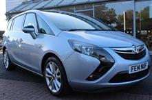 Used Vauxhall Zafira