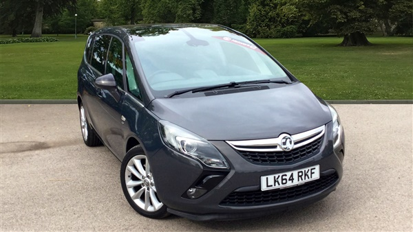 Large image for the Vauxhall Zafira Tourer