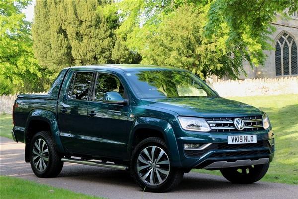 Volkswagen Amarok £51,248 - £71,999