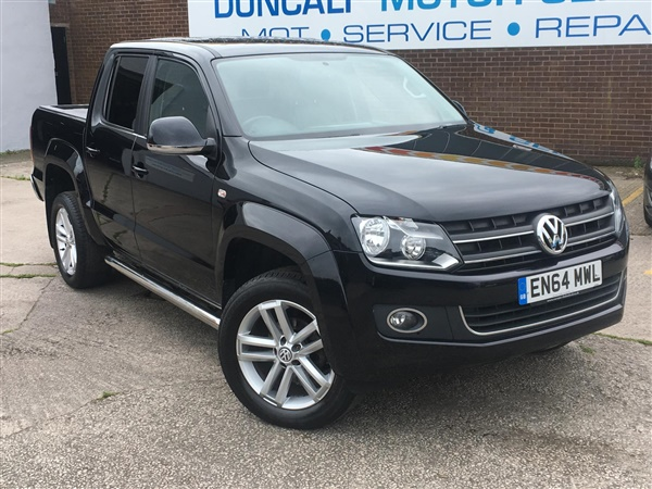 Large image for the Used Volkswagen Amarok