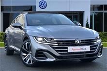 Used Volkswagen Arteon