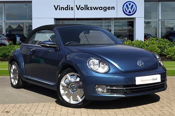 Large image for the Used Volkswagen Beetle