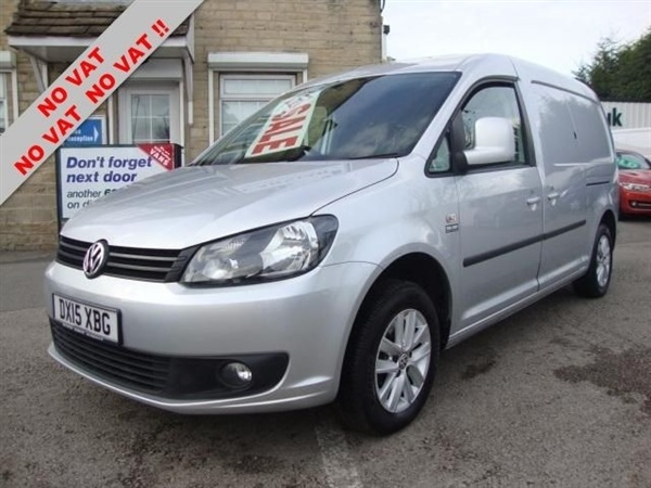 Large image for the Used Volkswagen Caddy Maxi C20