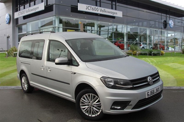 Large image for the Used Volkswagen Caddy Maxi Life