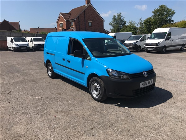 Large image for the Used Volkswagen Caddy Maxi