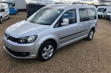 Used Volkswagen Caddy Maxi C20