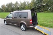 Used Volkswagen Caddy Maxi C20