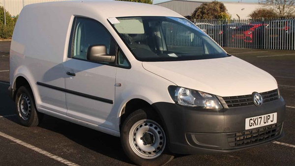 Large image for the Used Volkswagen Caddy