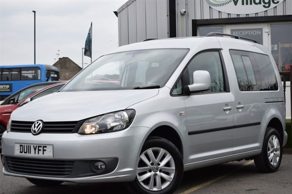 Large image for the Volkswagen Caddy