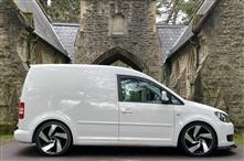 Used Volkswagen Caddy