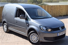 Used Volkswagen Caddy