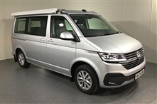 Used Volkswagen California