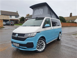 Large image for the Used Volkswagen CAMPERVAN